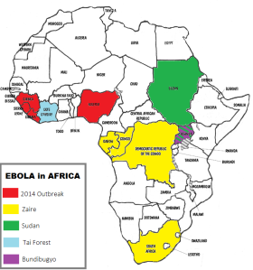 Ebola In Africa